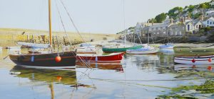Gary Hall Eve-Last-Reflections-Mousehole-Lumbacurve